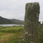 Murder stone. tingwall